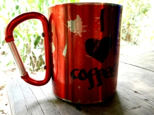 My most favourite outdoor mug - very well used and still going strong