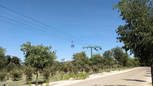 Teleferico to Caso de Campo
