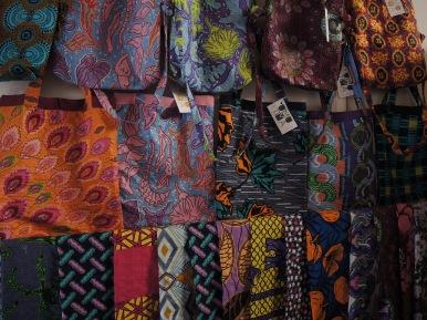 Handicrafts at the Nyamirambo womens centre