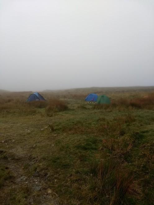 A beautiful Dartmoor morning