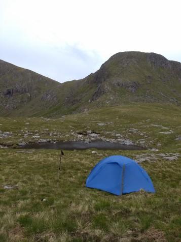 A really wild camp