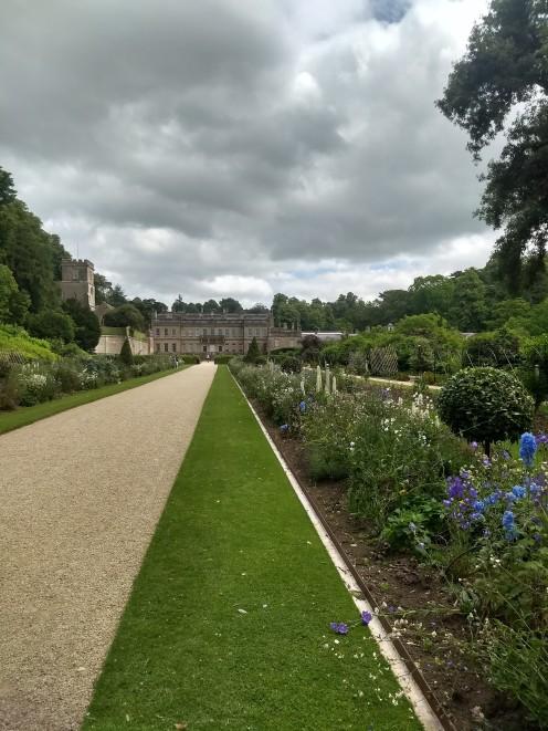 Dyrham Park near Bath